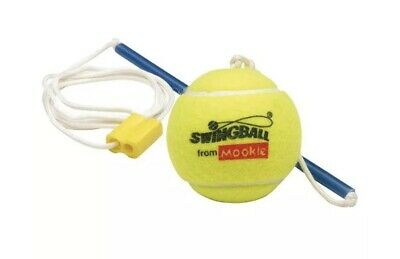 🔥Mookie Swingball Replacement Ball And Tether 200+ Sold Trusted INHAND Uk Stock • 10.55£