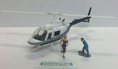 THE ULTIMATE! 1.32 HELICOPTER Perfect For SCALEXTRIC AIRFIX SCX NINCO+ (New) • 39.99£