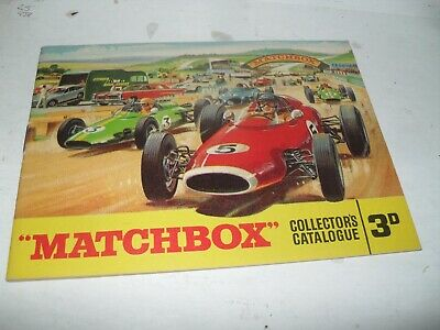 Matchbox Toy Catalogue 1965 Uk Edition Excellent Condition For Age • 11.49£