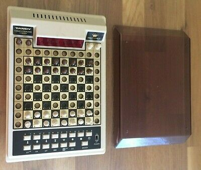 Vintage Tandy Electronic Computerised Chess Game • 20£