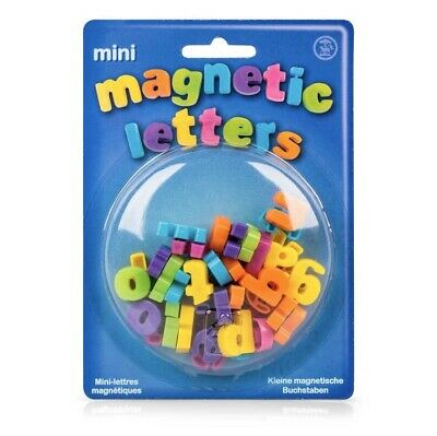 Mini Magnetic Letters, Tobar. Educational Alphabet Toy • 4£