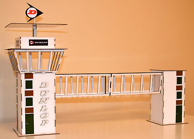 1:32 Scale Dunlop Control Centre/Crosswalk Kit - Scalextric/Other Static Layouts • 42£