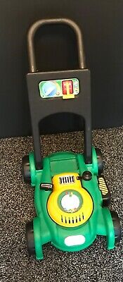Little Tikes Little Gardeners Lawn Mower Toy Outdoor Play Activity ,Sounds • 14.99£