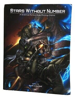 Stars Without Number A Science Fiction Role Playing Game Rule Book • 2.19£