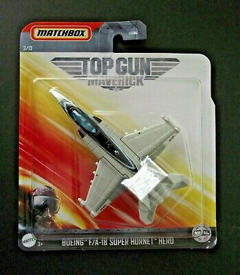 Matchbox Skybusters Top Gun Maverick F/a-18 Super Hornet  Hero  Plane Aircraft • 9.99£