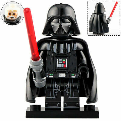 Darth Vader Star Wars Mini-figure Compatible With Lego • 2.97£