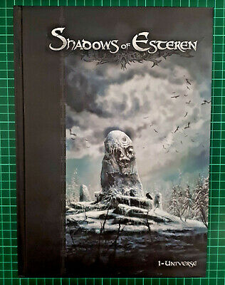 Shadows Of Esteren Book 1 Universe Rpg Isbn 9782919256068 Signed With Artist Pic • 44.99£