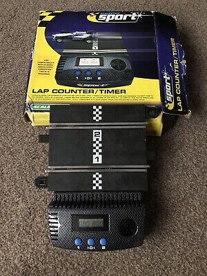 Scalextric Sport Lap Counter/timer Boxed • 20£