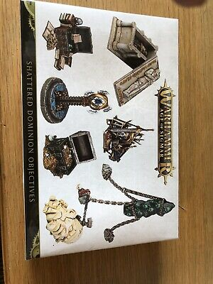 Warhammer Age Of Sigmar, Shattered Dominion Objectives • 3.70£