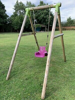 Plum Play Quoll Wooden Swing Set - Amazing! • 1.20£
