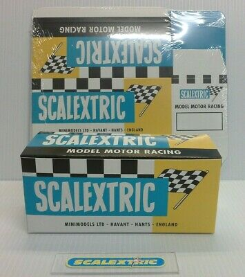Scalextric Minimodels 1965 - 1968 Reproduction  Box & Liner (new)* • 6.49£