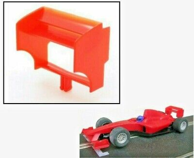 NEW Scalextric W11190 Rear Wing Spoiler For Red Start Single Seater F1 Formula • 3.99£