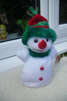 LOVELY TY      Snowgirl  With Tag • 1.99£
