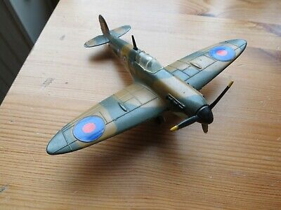 Dinky Toys 719 Ww Ii Spitfire Mk Ii Fighter Aircraft • 25£
