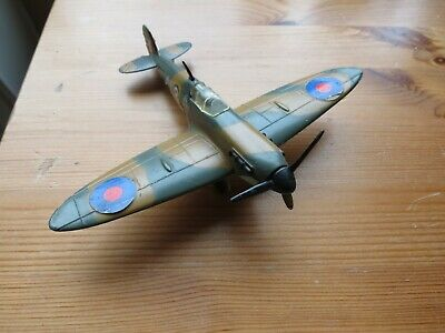 Dinky Toys 719 Ww Ii Spitfire Mk Ii Fighter Aircraft • 16.01£
