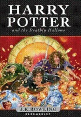 Harry Potter And The Deathly Hallows (Harry Pot, Rowling.. • 31.20£