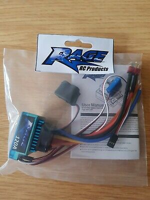 Rage RC Products 120a Brushless ESC Speed Controller • 20£