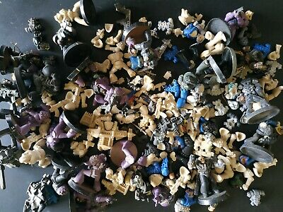 Warhammer 40K Rogue Trader Era Space Marines Many Unpainted, Lots Of Bits OOP  • 15£
