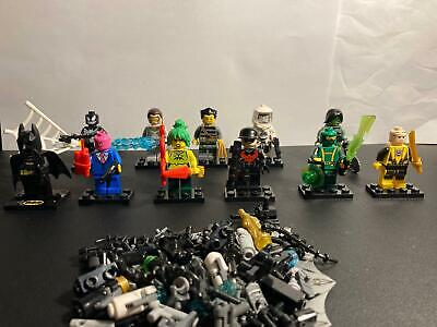 Lego Super Hero Mini Figures Plus Extras • 0.99£