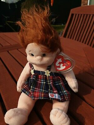 Ty Beanie Babies Kids Ginger 1992 Tagged  • 4.99£