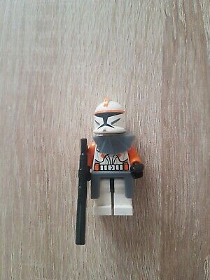 Lego Star Wars Commander Cody Rare Minifigure • 10£