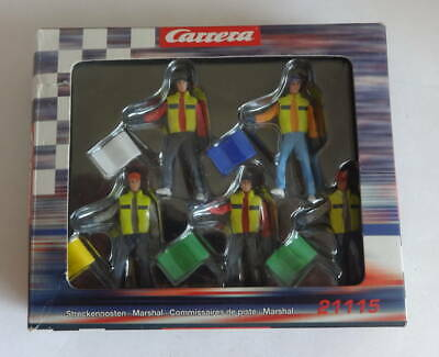Scalextric CARRERA 1/32nd 21115 Marshals - Scalextric Compatible • 14.95£