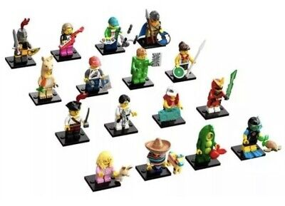 Lego Minifigures Series 20 Full Set Of 16 Brand New  • 15£