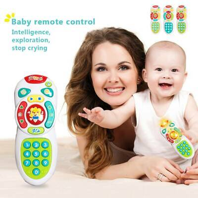 Baby Kids Smart Phone Music Learning Toys Mobile Toddler Pretend Play Game • 6.49£