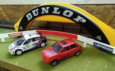 Scalextric Ford RS.. Xr2i... Dunlop Bridge.. Collection... Cheapest Listed • 0.99£