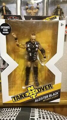 WWE Elite NXT Takeover Target Exclusive Aleister Black - Ultra Rare Excellent • 20£