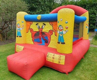 Happy Hop Bouncy Castle For Sale • 25£