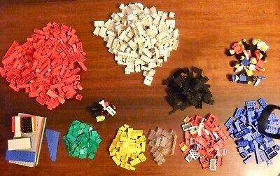 Vintage Lego, Mixed Lot. 1.8Kgms. • 20£