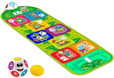 Chicco FIT N FUN HOPSCOTCH PLAYMAT Toddler Child Interactive Sports Toy BN • 23.49£