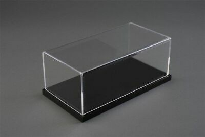 Display Case, 1/18  Detroit 1:18 Display Case With Black Base • 47.99£