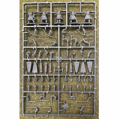 Oathmark Battles Of The Lost Age 1/56 (28mm) Elf Light Infantry Sprue • 5.15£