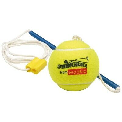 Mookie Replacement Swingball Ball And Tether FREE DELIVERY FROM UK SELLER! • 14.40£