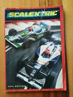 Scalextric 36th Edition Collectors Catalogue • 6£