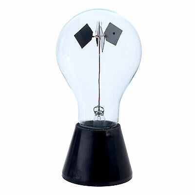 Eisco Crookes Radiometer - Round Plastic Moulded Base - Glass Bulb 70mm Diameter • 7.86£