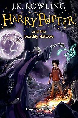 Harry Potter And The Deathly Hallows, Rowling, J. K. • 27.17£