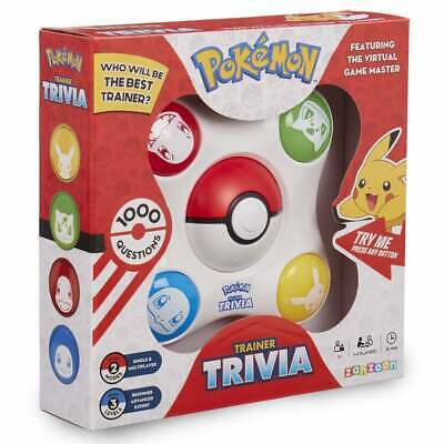 Pokemon Trainer Trivia Game - 1000 Questions - Single & Multiplayer Modes • 24.49£