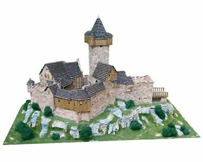 Aedes 1001 Castello Of Falkenstein - Scale H0 Modeling • 97.52£