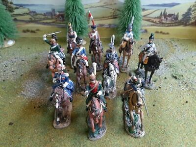 Del Prado Cavalry Of The Napoleonic Wars.Multi- Listing #68-78 • 10£