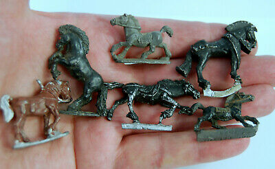 Ral Partha And Other Horses X6 • 20£