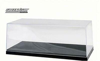 Greenlight 55020 1/18 Acrylic Display Case With Plastic Base • 19.99£