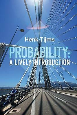 Probability: A Lively Introduction  , Tijms, Henk • 32.47£