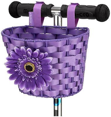 Micro Scooters MICRO SCOOTER SCOOTER BASKET - PURPLE Outdoor Toy Accessory BN • 14.99£