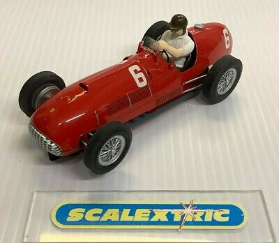 Scalextric Vintage C2928a Ferrari 375 F1 Tinplate Car (mint) Really Nippy! Le • 23£
