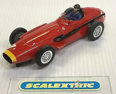 Scalextric Vintage C2929a Maserati 250f F1 Tinplate Car (mint) Really Fast! Le • 10.50£