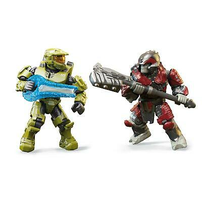 Mega Construx Halo Infinite CONFLICT PACK (Master Chief VS Brute Warrior) GNW38 • 19.99£