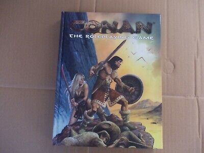 Conan Role Playing Game Book • 17£